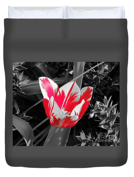 Jungle Love Duvet Cover by Chad and Stacey Hall