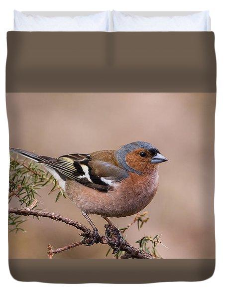 Juniper Bird Duvet Cover