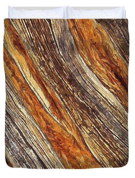 Juniper Texture Duvet Cover