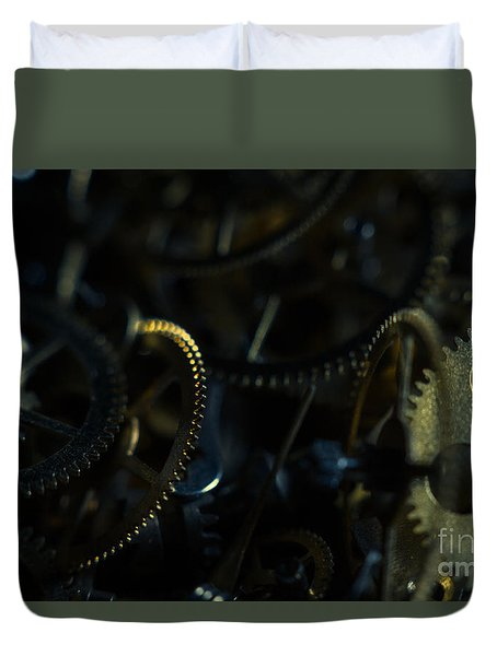 Just A Cog In The Machine 4 Duvet Cover