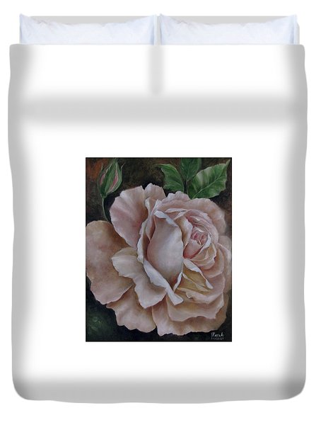 Just A Rose Duvet Cover
