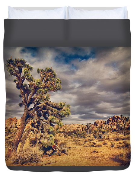 Just A Touch Of Madness Duvet Cover