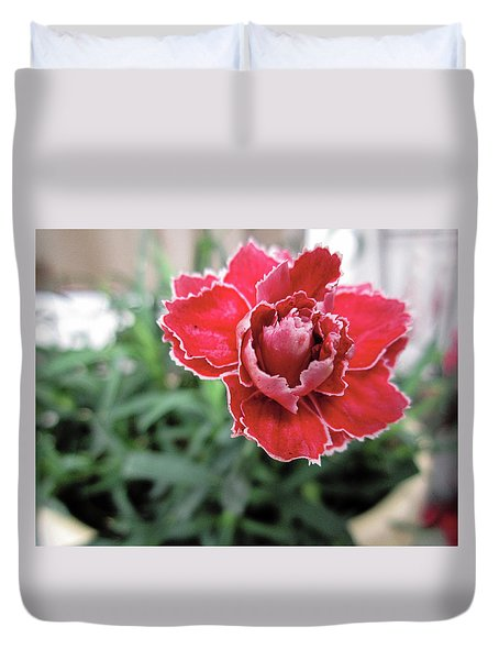 Just Another Pretty Flower Duvet Cover