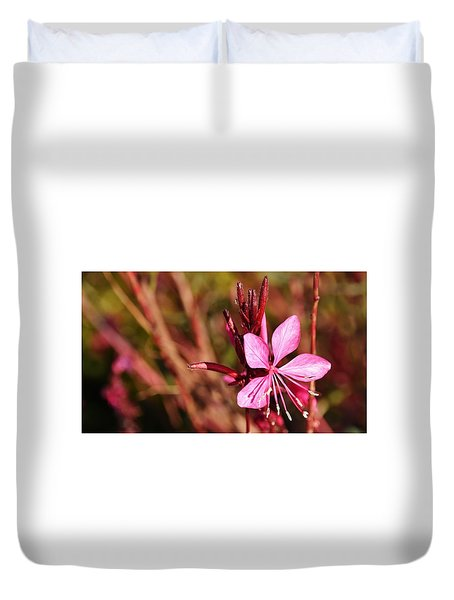 Just In Pink Duvet Cover