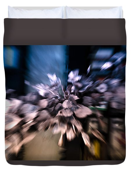 Just My Imagination Duvet Cover
