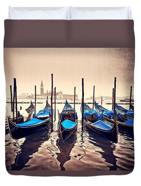 Just Sail Duvet Cover