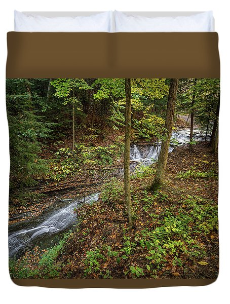 Duvet Cover featuring the photograph Just To Be by Dale Kincaid