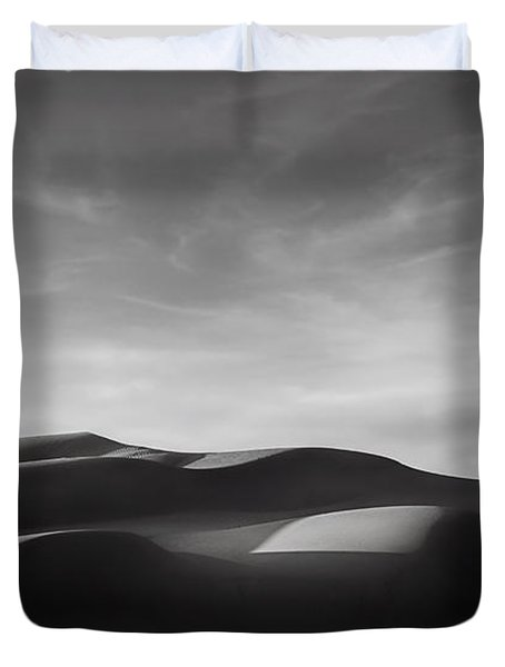 Just Tryin' To Find Some Peace Duvet Cover