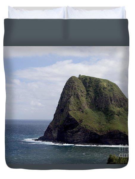 Kahakuloa Head Duvet Cover