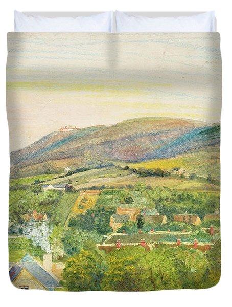 Kahlenberg Duvet Cover