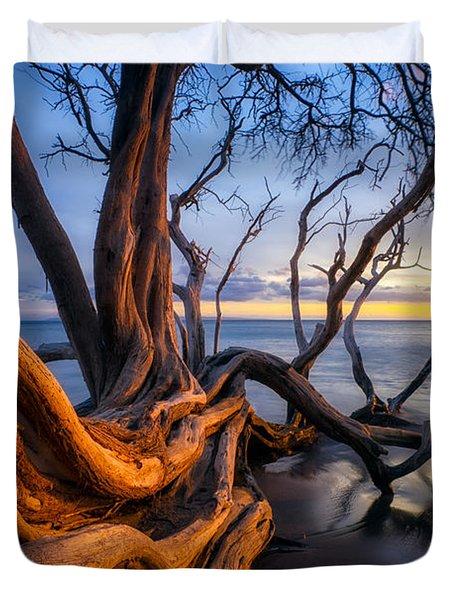 Kailiili Sunset Duvet Cover