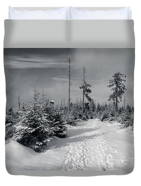 Kaiserweg, Harz Duvet Cover