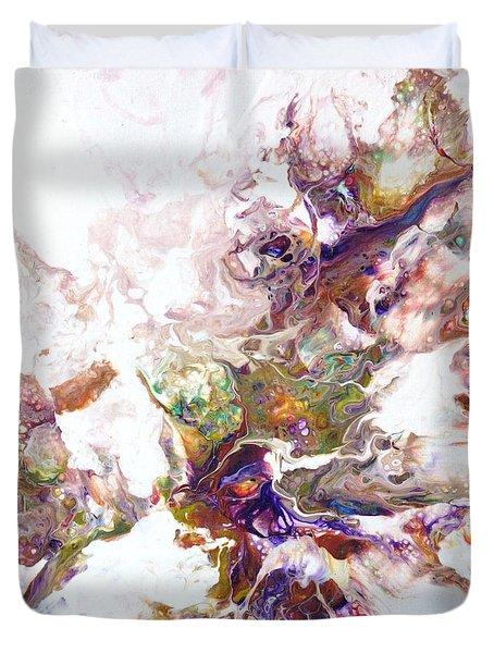 Kaleidescope Of Color Duvet Cover