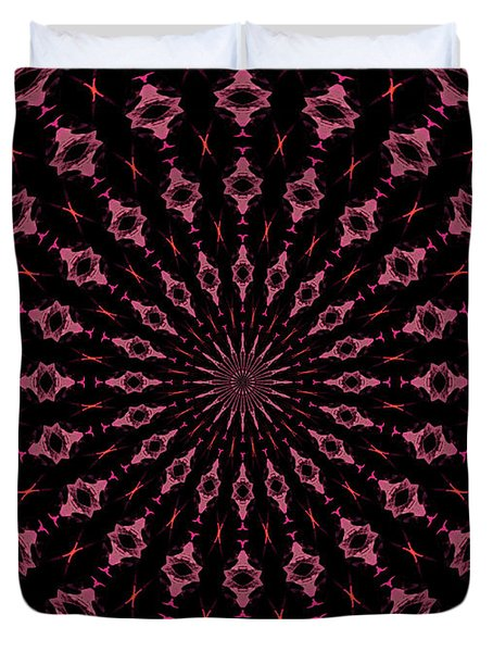 Kaleidoscope 502 Duvet Cover