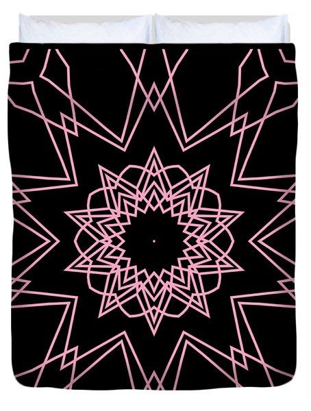 Kaleidoscope 600 Duvet Cover