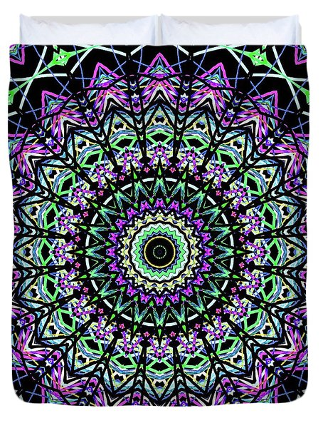 Kaleidoscope 6627 Duvet Cover