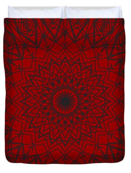 Kaleidoscope 790 Duvet Cover