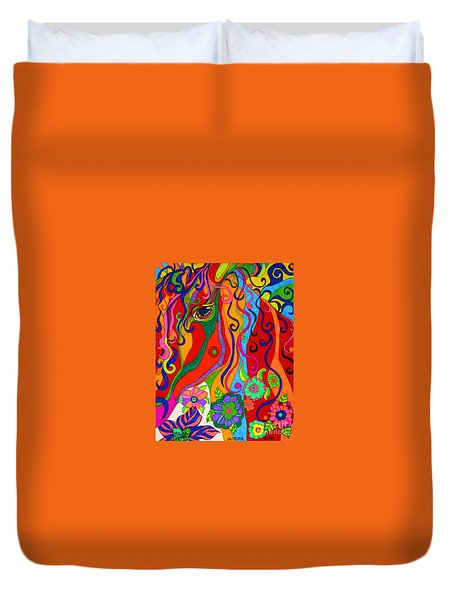 Kaleidoscope Eyes 2016 Duvet Cover