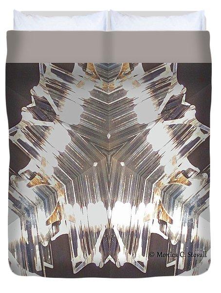 Kaleidoscope Mirror Effect M11 Duvet Cover