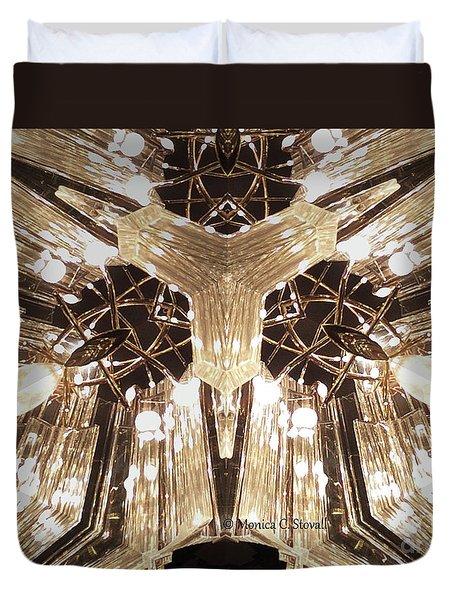 Kaleidoscope Mirror Effect M12 Duvet Cover