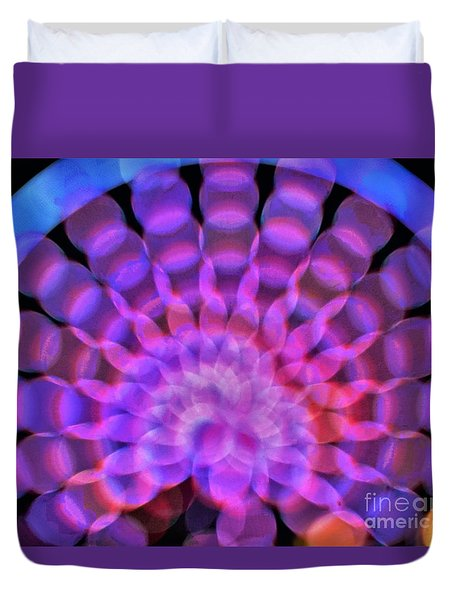 Kaleidoscope5 Duvet Cover