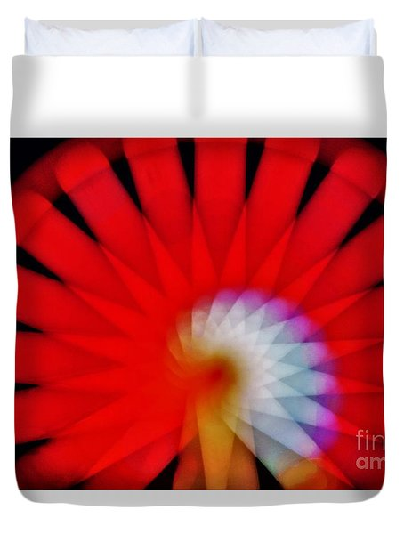 Kaleidoscope6 Duvet Cover