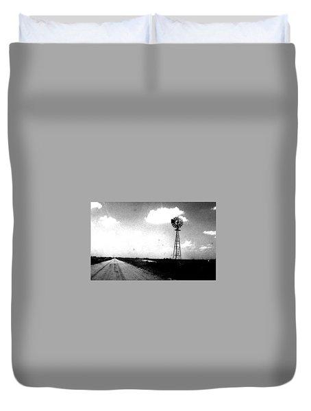 Kansas Duvet Cover