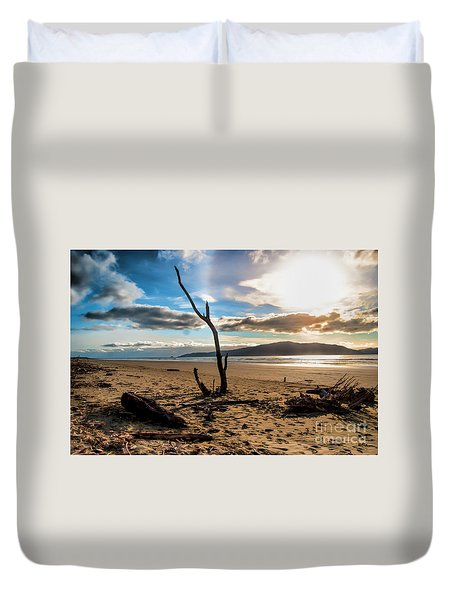 Kapiti Sunset Duvet Cover