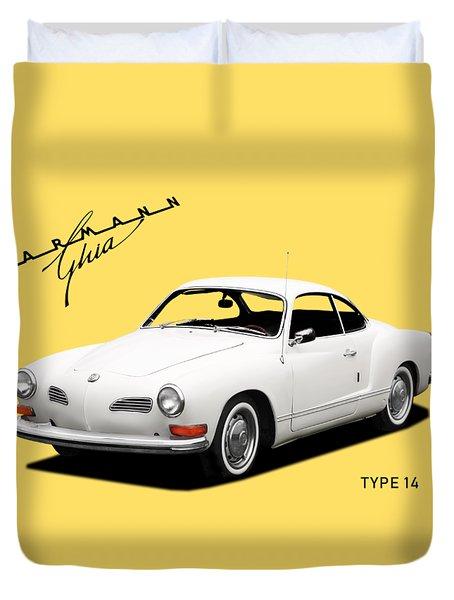 Karmann Ghia Duvet Cover