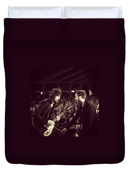 Kasabian Duvet Cover