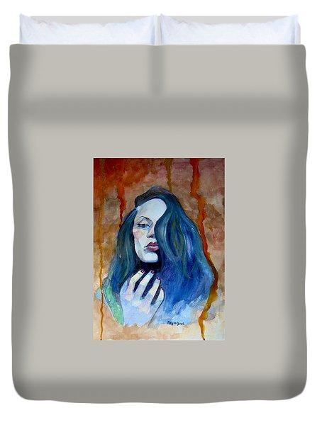 Kasia Ikasia Duvet Cover