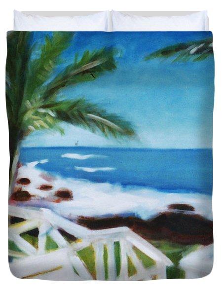 Kauai 2 Duvet Cover