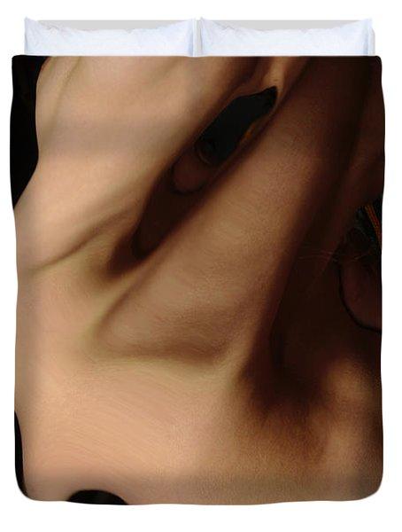 Kazi0834 Duvet Cover by Henry Butz