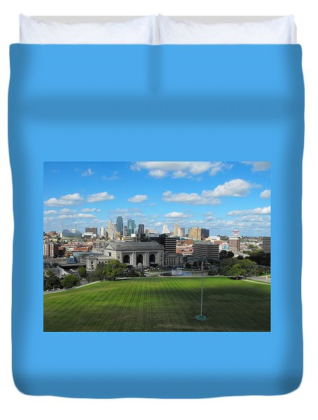 Kc Skyine Duvet Cover