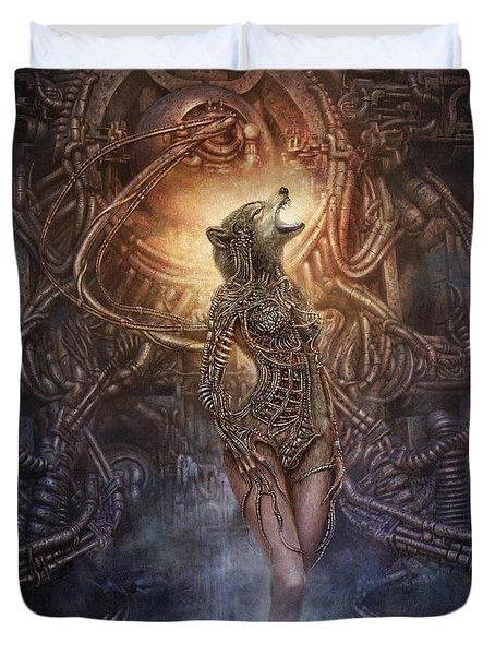 Kebechets Rebirth Duvet Cover
