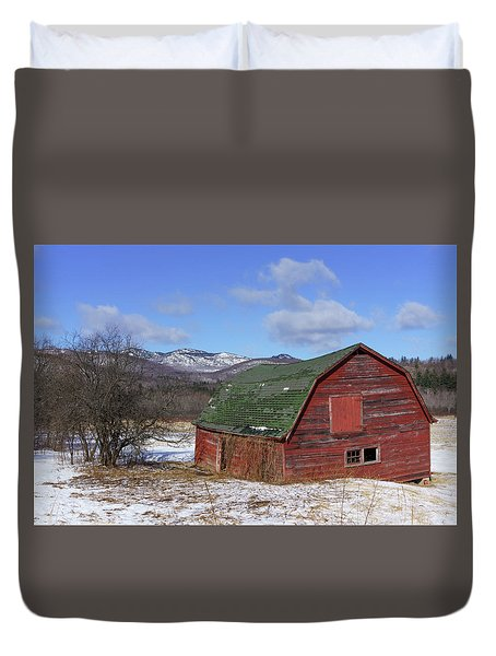 Keene Barn Duvet Cover