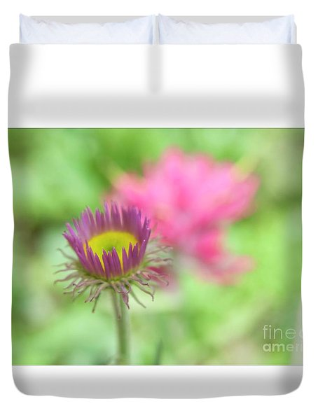 Keep It Simple Duvet Cover