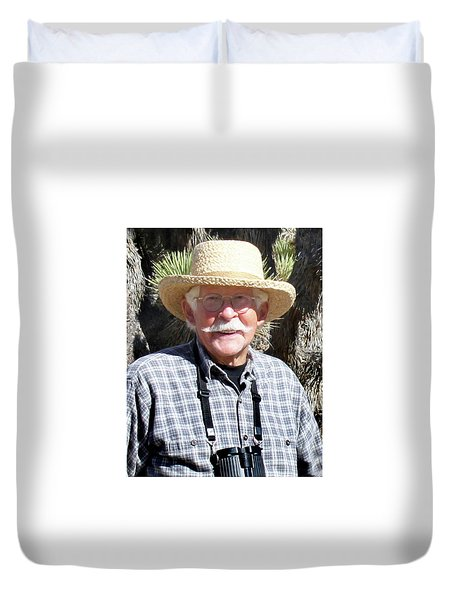 Keith Axelson Duvet Cover