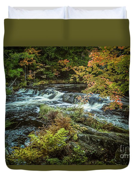 Kejimkujik National Park Duvet Cover