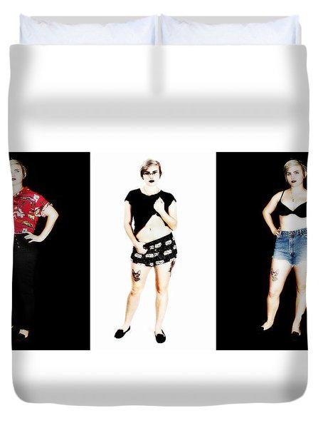 Kelsey 4 Duvet Cover