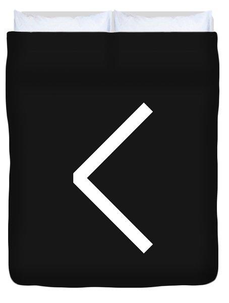 Kenaz Duvet Cover