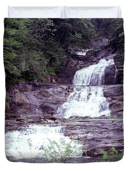 Kent Falls 1 Duvet Cover