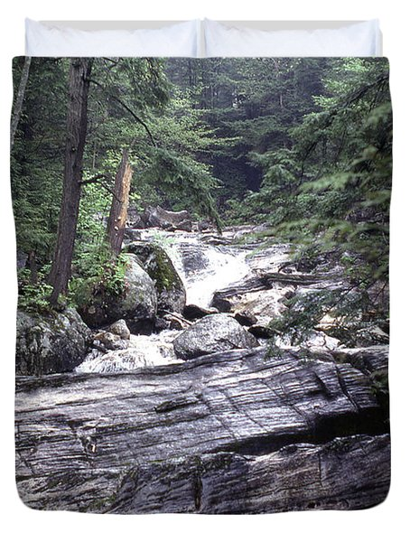 Kent Falls 2 Duvet Cover