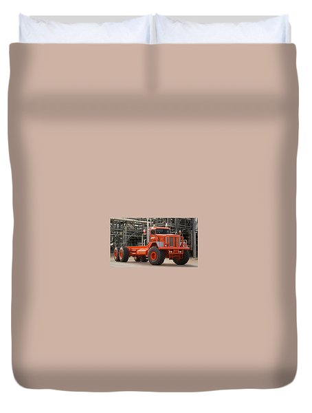 Kenworth Duvet Cover
