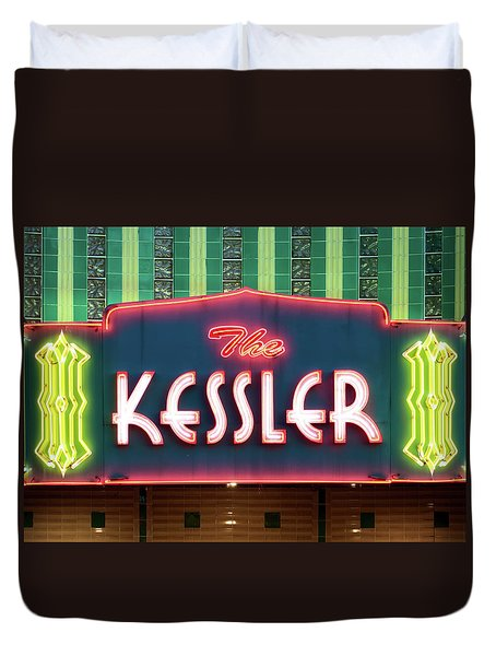 Kessler Theater 042817 Duvet Cover