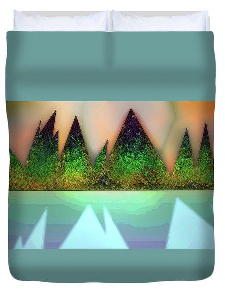 Kettle Fifteen Duvet Cover