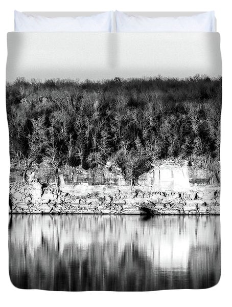 Keystone Reflected Duvet Cover