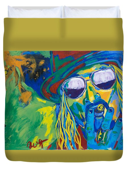 Kid Rock Duvet Cover