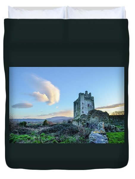 Kilcash Castle Ufo Duvet Cover
