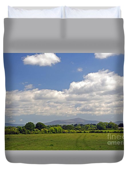 County Kilkenny Duvet Cover by Cindy Murphy - NightVisions